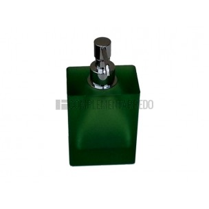 "Outlet Dispenser Infrangibile ""Ivasi"" Verde by Geelli"