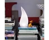 "Lampada da tavolo ""Fiammella"" by Geelli"